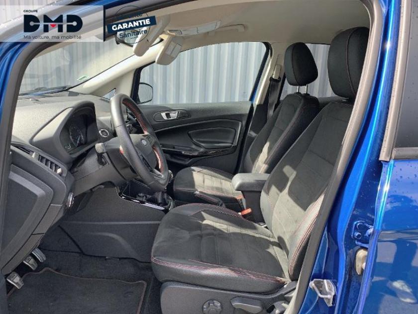 Ford Ecosport 1.5 Ecoblue 125ch St-line 4x2 Euro6.2 - Visuel #9