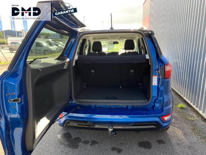Ford Ecosport 1.5 Ecoblue 125ch St-line 4x2 Euro6.2 - Visuel #12