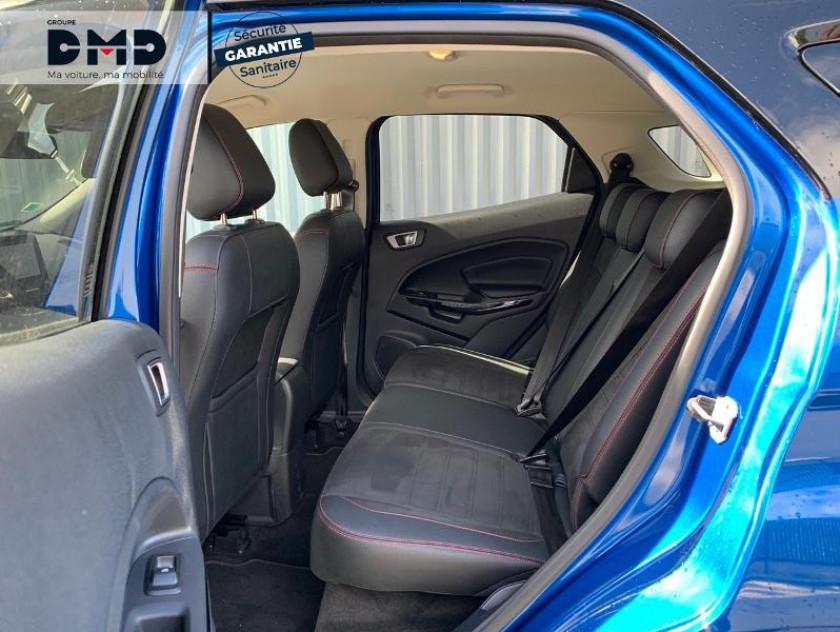 Ford Ecosport 1.5 Ecoblue 125ch St-line 4x2 Euro6.2 - Visuel #10
