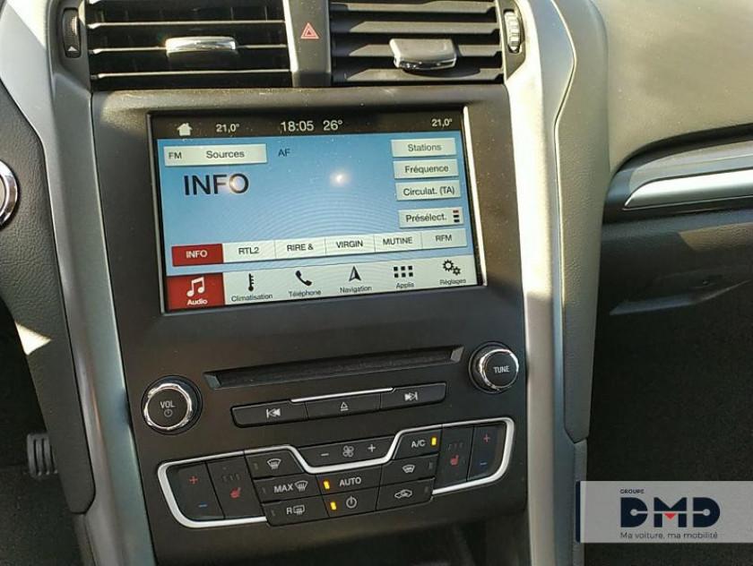 Ford Mondeo 2.0 Tdci 150ch Titanium Business 5p Euro6.2 - Visuel #12