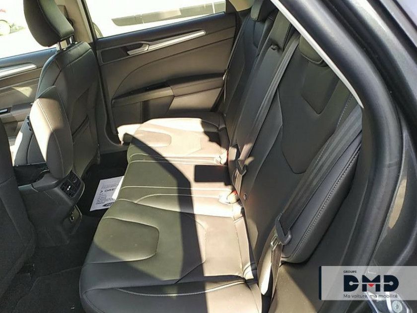 Ford Mondeo 2.0 Tdci 150ch Titanium Business 5p Euro6.2 - Visuel #16
