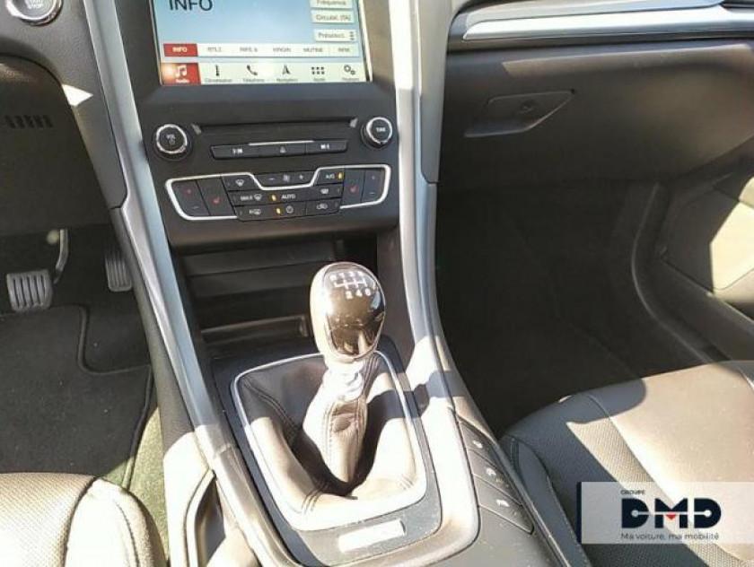 Ford Mondeo 2.0 Tdci 150ch Titanium Business 5p Euro6.2 - Visuel #1