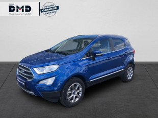 Ford Ecosport 1.0 Ecoboost 125ch Titanium Business Euro6.2