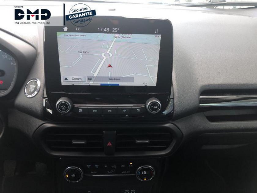 Ford Ecosport 1.0 Ecoboost 125ch Titanium Business Euro6.2 - Visuel #6