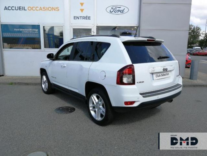 Jeep Compass 2.2 Crd 163 Fap Limited 4x4 - Visuel #3