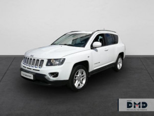 Jeep Compass 2.2 Crd 163 Fap Limited 4x4
