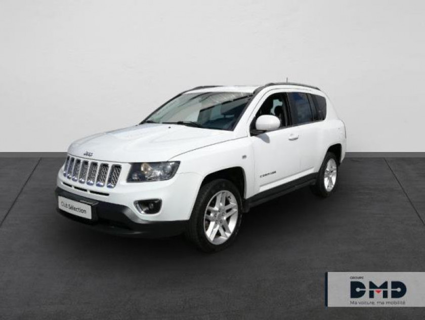 Jeep Compass 2.2 Crd 163 Fap Limited 4x4 - Visuel #1