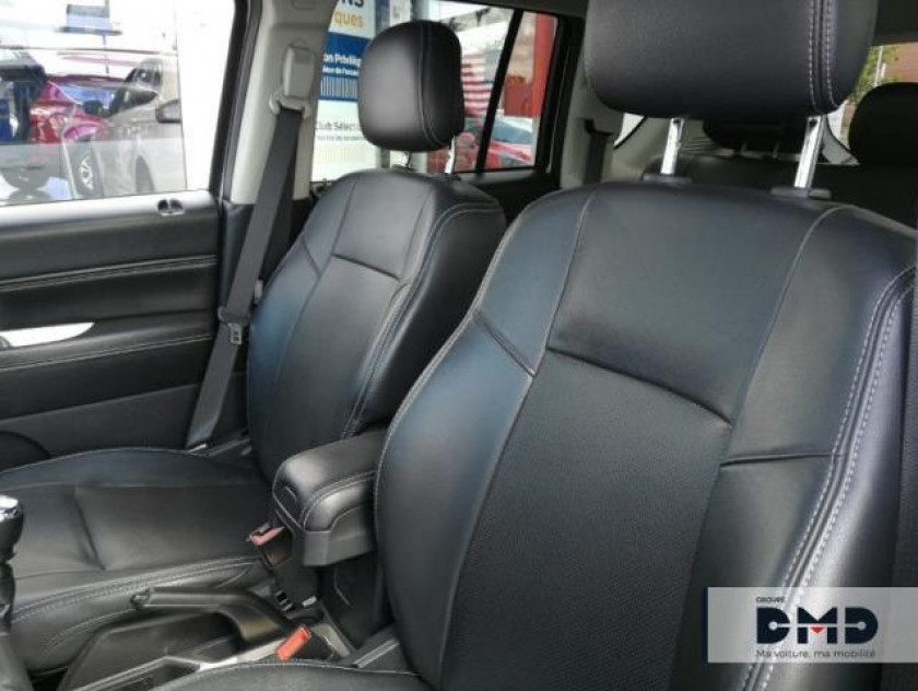 Jeep Compass 2.2 Crd 163 Fap Limited 4x4 - Visuel #9