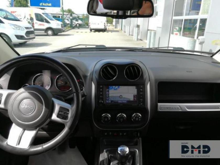 Jeep Compass 2.2 Crd 163 Fap Limited 4x4 - Visuel #5