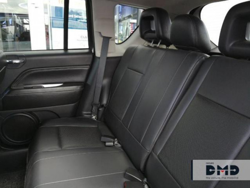 Jeep Compass 2.2 Crd 163 Fap Limited 4x4 - Visuel #10