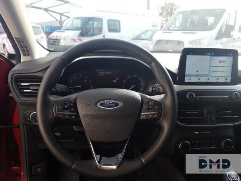 Ford Focus 1.0 Ecoboost 100ch Stop&start Trend Business - Visuel #7