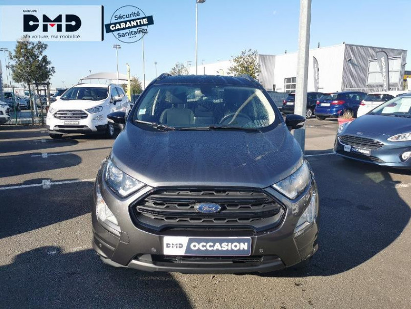 Ford Ecosport 1.0 Ecoboost 125ch St-line Bva6 Euro6.2 - Visuel #4