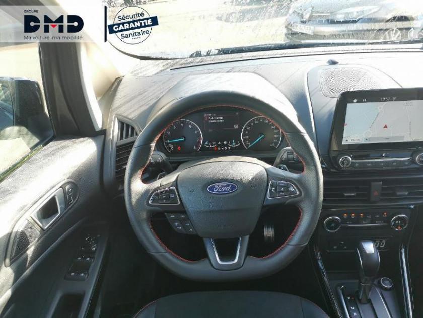 Ford Ecosport 1.0 Ecoboost 125ch St-line Bva6 Euro6.2 - Visuel #7