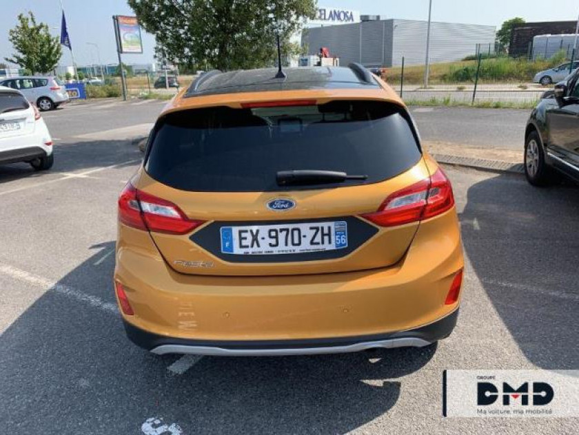 Ford Fiesta Active 1.0 Ecoboost 125ch S&s Plus Euro6.2 - Visuel #11