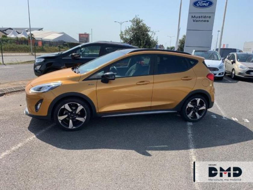 Ford Fiesta Active 1.0 Ecoboost 125ch S&s Plus Euro6.2 - Visuel #2