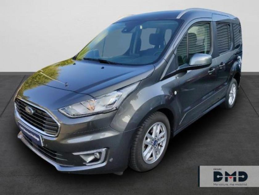 Ford Tourneo Connect 1.0 Ecoboost 100ch Stop&start Titanium - Visuel #1