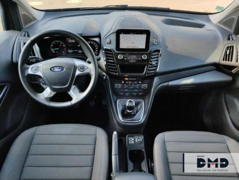 Ford Tourneo Connect 1.0 Ecoboost 100ch Stop&start Titanium - Visuel #5