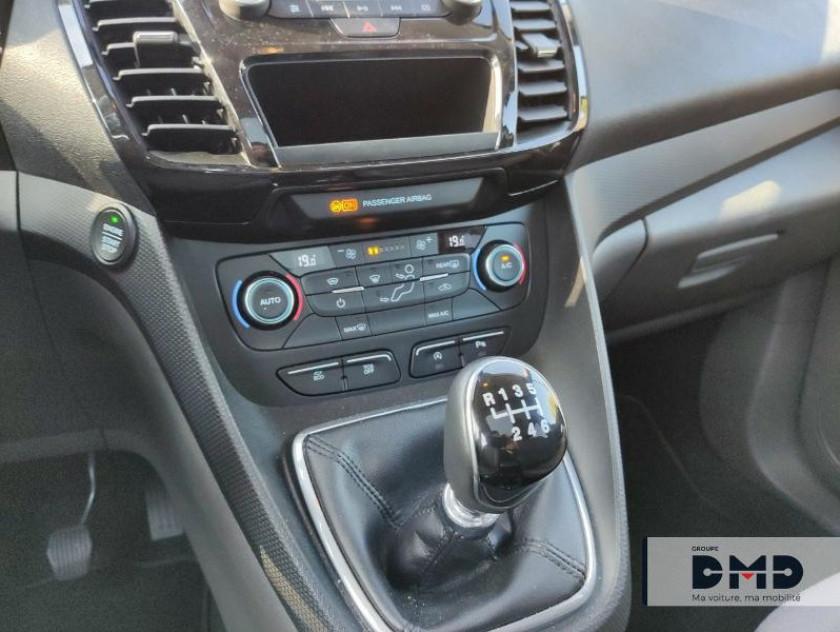 Ford Tourneo Connect 1.0 Ecoboost 100ch Stop&start Titanium - Visuel #8