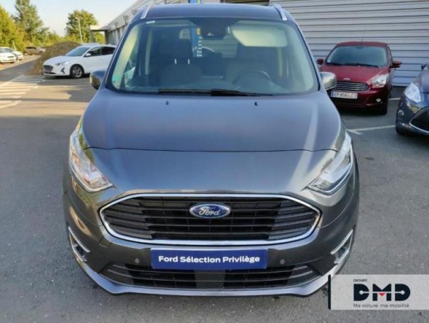 Ford Tourneo Connect 1.0 Ecoboost 100ch Stop&start Titanium - Visuel #4