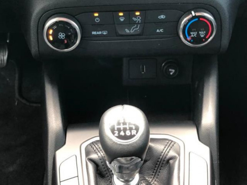 Ford Focus 1.0 Ecoboost 100ch Stop&start Trend - Visuel #15