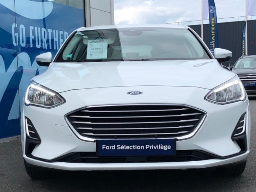 Ford Focus 1.0 Ecoboost 100ch Stop&start Trend - Visuel #4