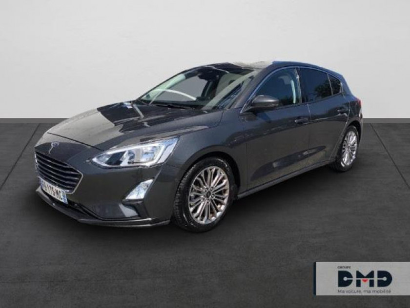 Ford Focus 1.5 Ecoblue 120ch Stop&start Titanium - Visuel #1