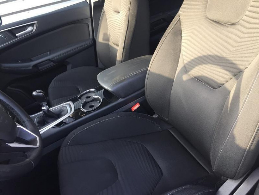Ford S-max 2.0 Tdci 120ch Stop&start Business Nav - Visuel #8