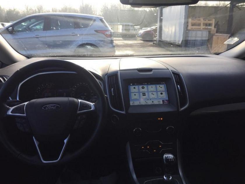 Ford S-max 2.0 Tdci 120ch Stop&start Business Nav - Visuel #4