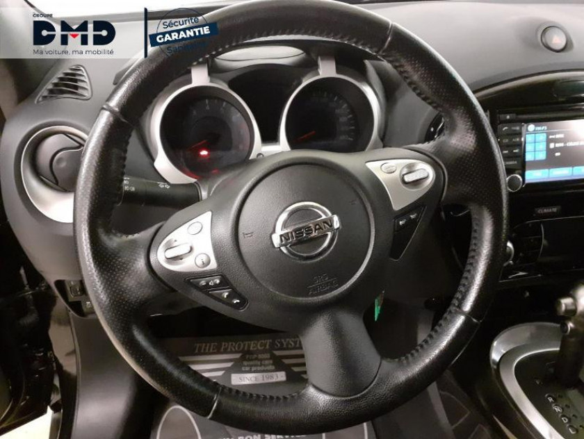 Nissan Juke 1.6 117ch Connect Edition Xtronic - Visuel #7