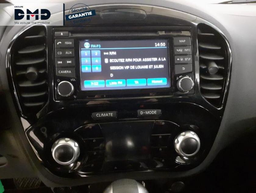 Nissan Juke 1.6 117ch Connect Edition Xtronic - Visuel #6