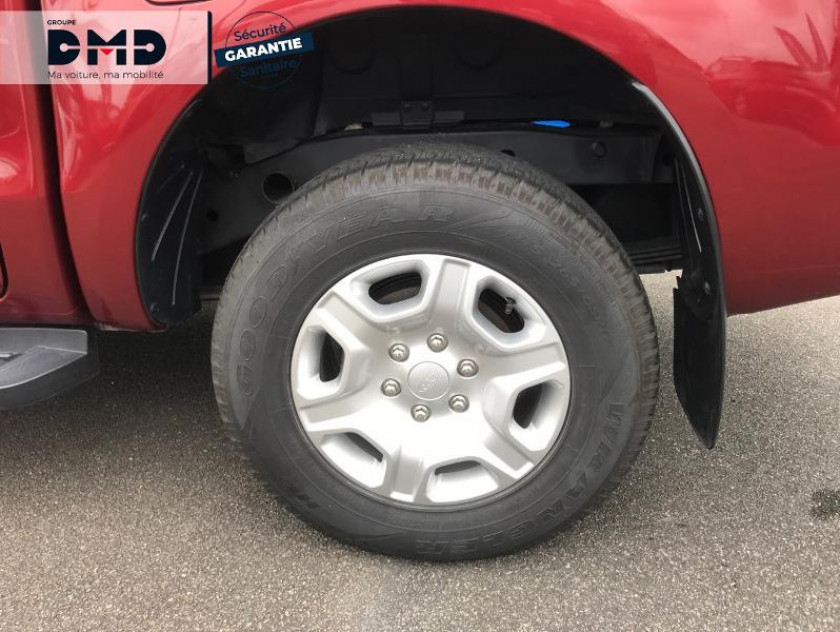 Ford Ranger 2.2 Tdci 160ch Double Cabine Limited Bva - Visuel #13