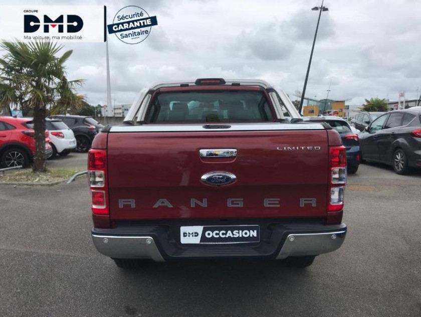 Ford Ranger 2.2 Tdci 160ch Double Cabine Limited Bva - Visuel #11