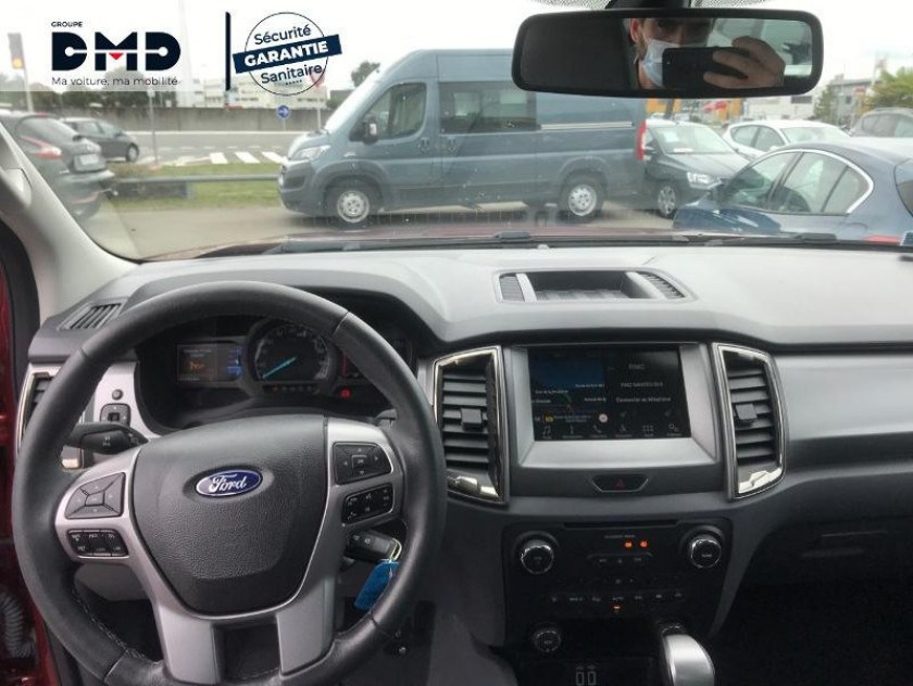 Ford Ranger 2.2 Tdci 160ch Double Cabine Limited Bva - Visuel #5