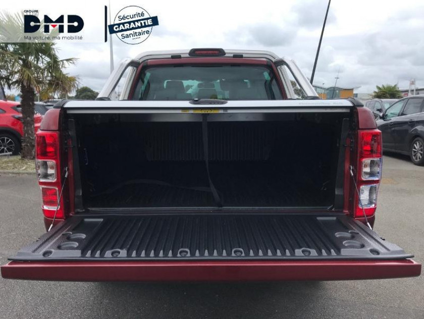 Ford Ranger 2.2 Tdci 160ch Double Cabine Limited Bva - Visuel #12