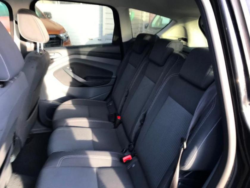 Ford C-max 1.6 Tdci 115ch Fap Titanium X - Visuel #10