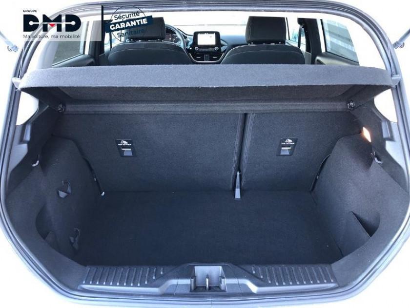 Ford Fiesta 1.1 85ch Titanium 5p Euro6.2 - Visuel #12