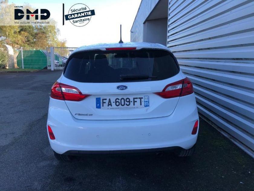 Ford Fiesta 1.1 85ch Titanium 5p Euro6.2 - Visuel #11
