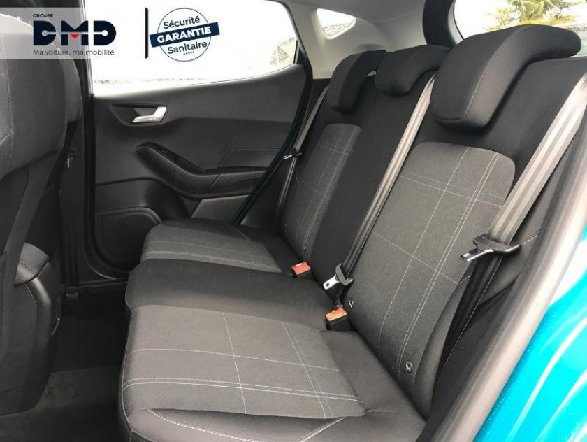 Ford Fiesta 1.0 Ecoboost 100ch Stop&start Trend 5p - Visuel #10