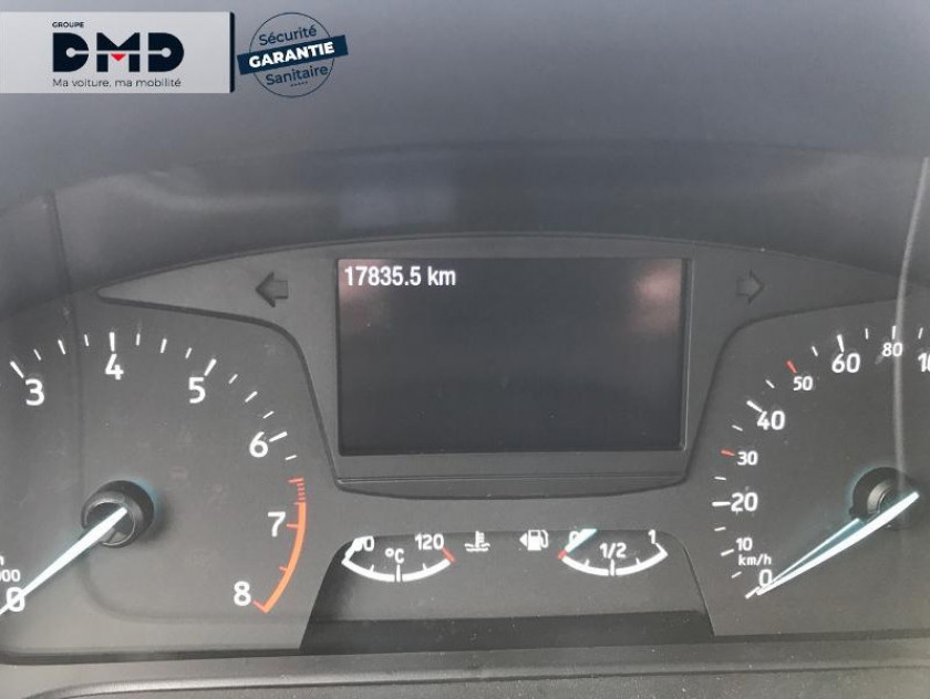 Ford Fiesta 1.0 Ecoboost 100ch Stop&start Trend 5p - Visuel #14