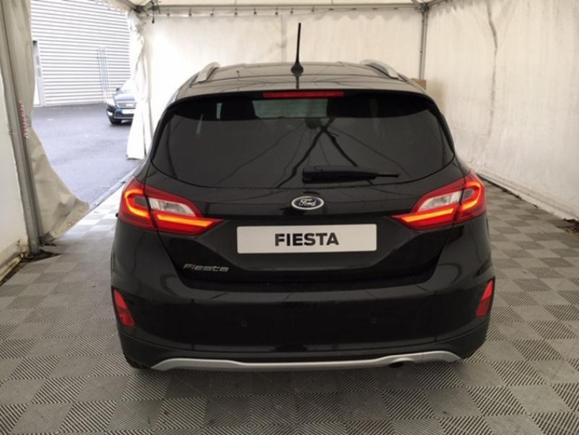 Ford Fiesta Active 1.0 Ecoboost 100ch S&s Pack Euro6.2 - Visuel #6