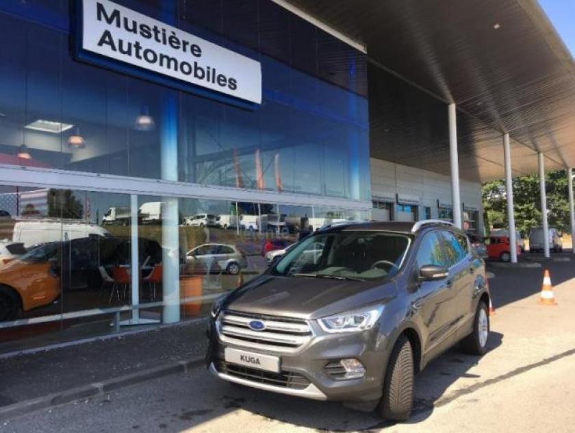 Ford Kuga 1.5 Tdci 120ch Stop&start Titanium 4x2 Euro6.2 - Visuel #3