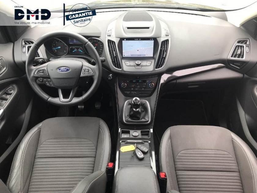 Ford Kuga 1.5 Ecoboost 120ch Stop&start Titanium 4x2 Euro6.2 - Visuel #5