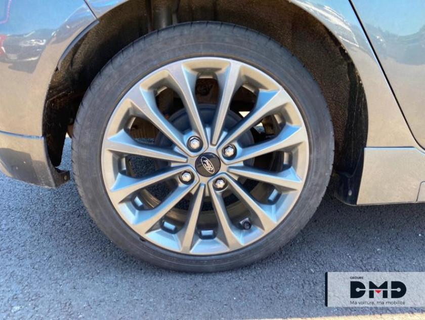 Ford Fiesta 1.5 Tdci 95ch Fap St Line 5p - Visuel #13
