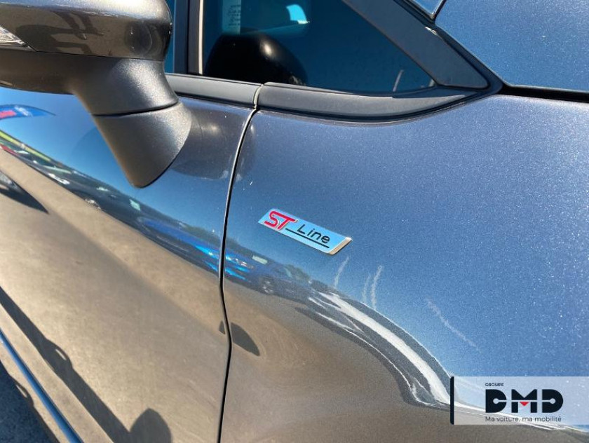 Ford Fiesta 1.5 Tdci 95ch Fap St Line 5p - Visuel #14