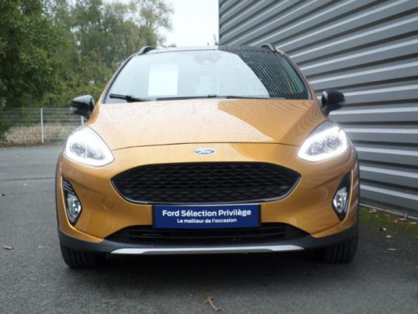 Ford Fiesta Active 1.0 Ecoboost 125ch S&s Pack Euro6.2 - Visuel #4
