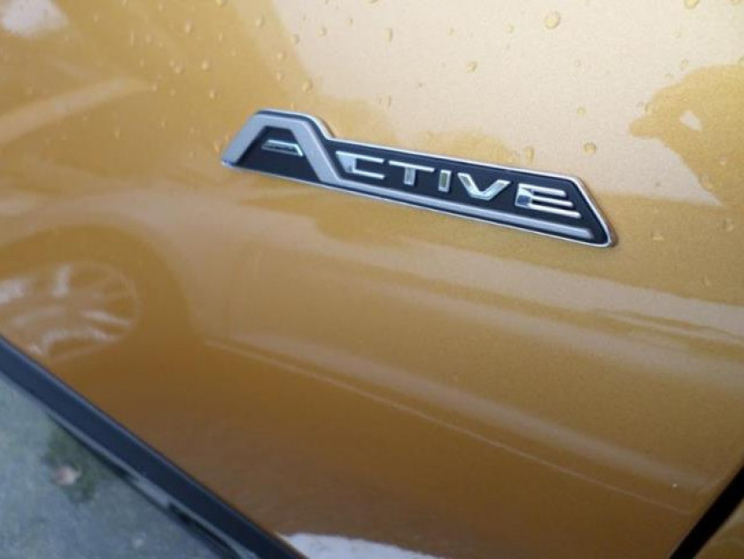 Ford Fiesta Active 1.0 Ecoboost 125ch S&s Pack Euro6.2 - Visuel #24