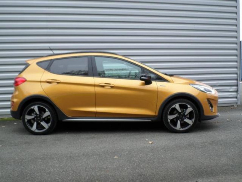 Ford Fiesta Active 1.0 Ecoboost 125ch S&s Pack Euro6.2 - Visuel #5