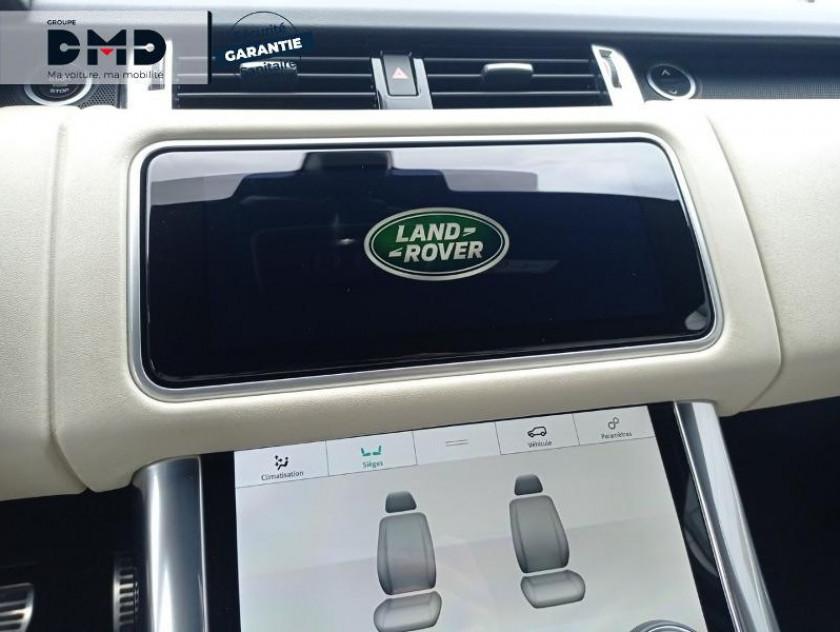 Land Rover Range Rover Sport 2.0 P400e 404ch Hse Dynamic Mark Vi - Visuel #6