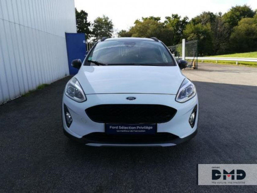 Ford Fiesta Active 1.0 Ecoboost 100ch S&s Plus Euro6.1 - Visuel #4