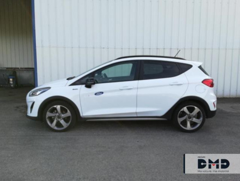 Ford Fiesta Active 1.0 Ecoboost 100ch S&s Plus Euro6.1 - Visuel #2